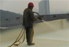 聚氨酯设备用yu屋顶bao温fang水