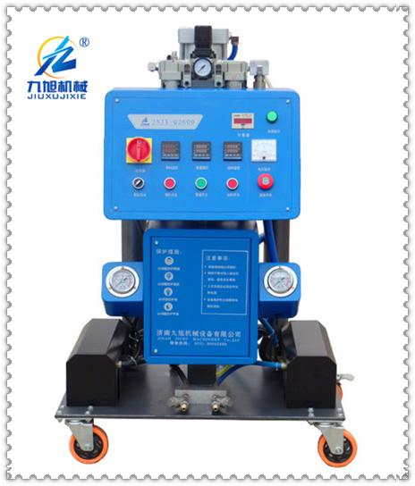 <b>聚氨酯发泡设备xinghao:JNJX-Q2600</b>